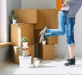 produits de déménagement